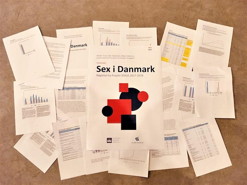Sex i Danmark - nu er rapporten her!