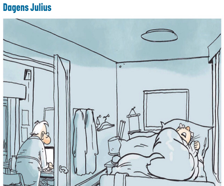 Dagens Julius 7. sept 2017, Jens Julius Hansen